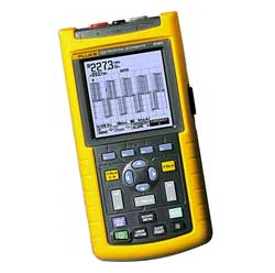 Осциллограф (ScopeMeter) Fluke 123/124