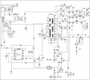 схема блока питания 11ak30a4