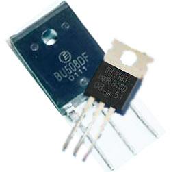 Биполярный и полевой транзистор