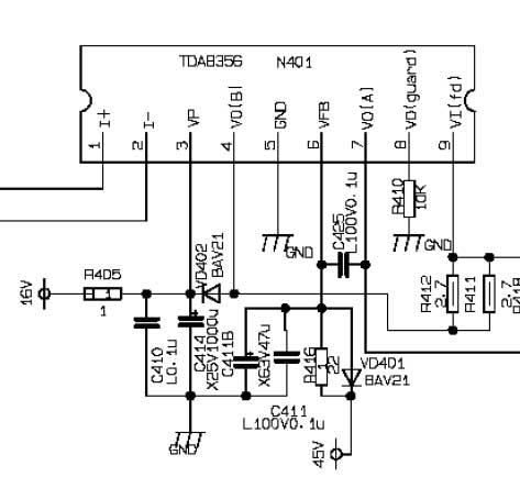 Кадровая развертка Rolsen-72FS10T-5