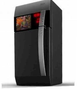 Холодильник с встроенным телевизором