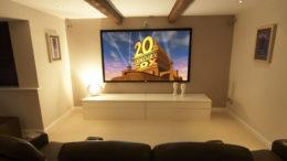 освещение при просмотре телевизора