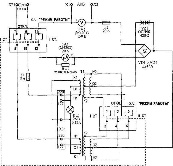 VSA 5k rectifier circuit 2