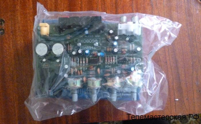 упаковка TDA8946J