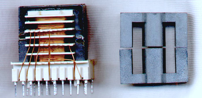 трансформатор пти655
