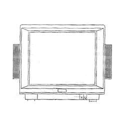 Схема телевизора TVT25152