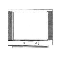 Схема к Телевизору TVT2894