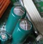 Взорванные конденсаторы