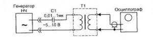Проверка трансформатора на межвитковое замыкание