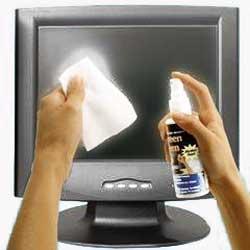 Чем протирать LCD