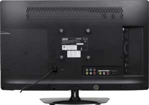 фото  телевизора с сзади