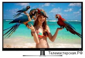 Внешний вид телевизора