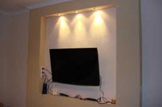 фото подсветка ТВ
