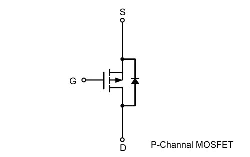 структура apm4015p
