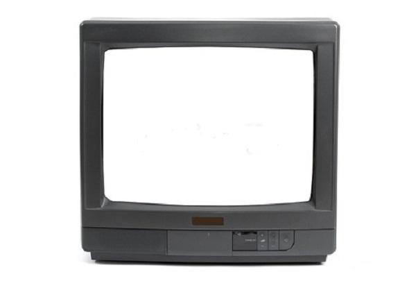экран телевизора стал белым