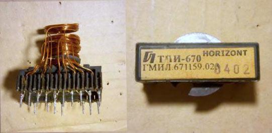 трансформатор ТПИ670