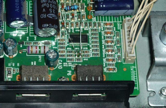 ток подсветки резистор 68 ком