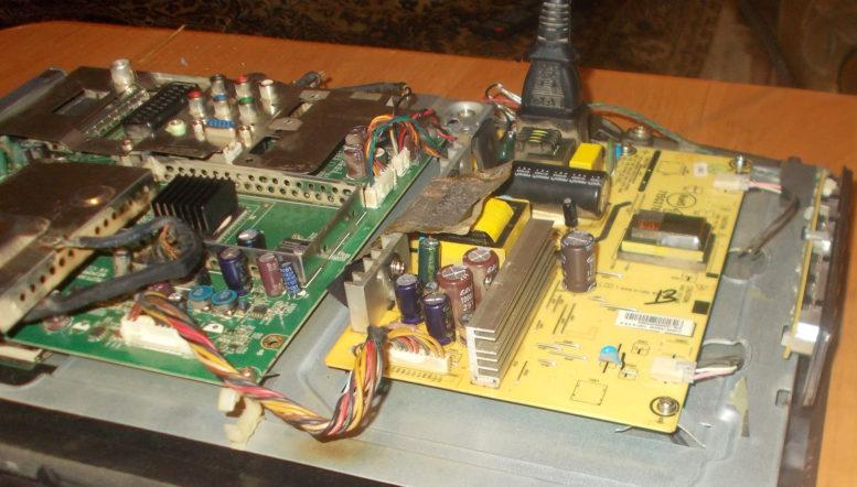 Acer LCD TV AT1916D